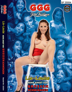 Spust do Ust Bukkake Gang-Bang GGG LIA-LOUISE DVD 255546