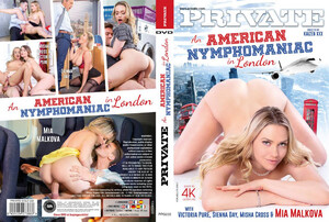 PRIVATE AN AMERICAN NYMPHOMANIAC IN LONDON DVD 273888