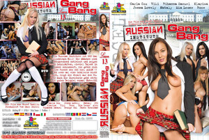 MARC DORCEL RUSSIAN INSTITUTE GANG-BANG LESSON 13 DVD  431919