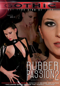 Gothic Rubber Passion 2 DVD 515396