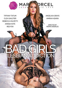 Marc Dorcel Bad Girls Lesbian Addiction DVD 833626