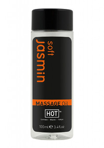 Olejek do masażu HOT SOFT JASMIN 100 ml 44084
