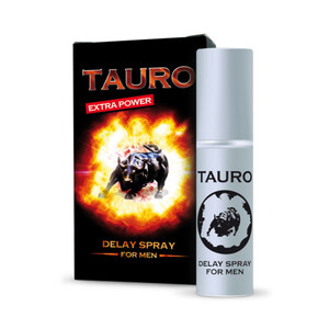 Tauro Extra Power Delay Spray for men Opóźnienie wytrysku 5 ml 104033