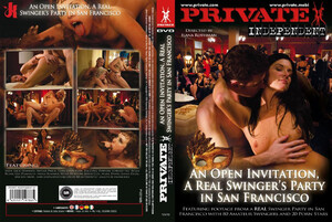 PRIVATE A Real Swingers Party In San Francisco DVD 126513