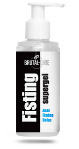 Żel do fistingu Supergel Brutal-Line 150 ml 903845