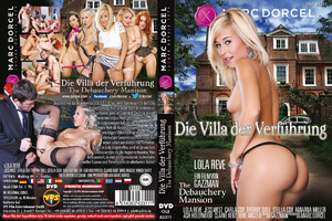 Marc Dorcel The Debauchery Mansion Lola DVD 433111