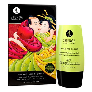 Shunga Hold Me Tight żel zwężający pochwę 30 ml 74001