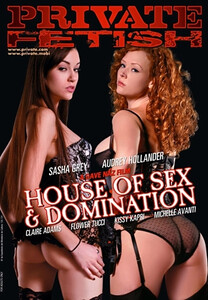 Sasha Grey PRIVATE HOUSE OF SEX & DOMINATION DVD 189990