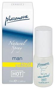 Bezzapachowe feromony Hot Natural Spray MAN Extra Strong 10 ml 55052