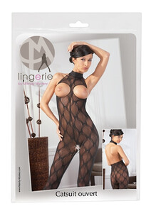 Kostium Mandy Mystery Catsuit open bust S-L 2550032