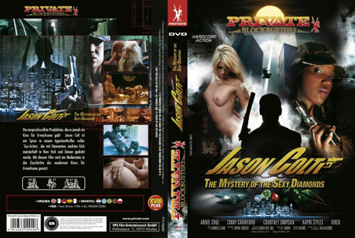 PRIVATE JASON COLT THE MYSTERY DVD 186937